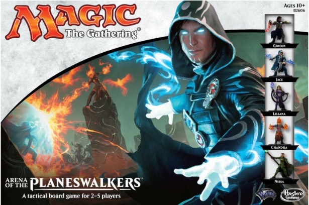 Magic the Gathering: Arena of the Planeswalkers Box Art