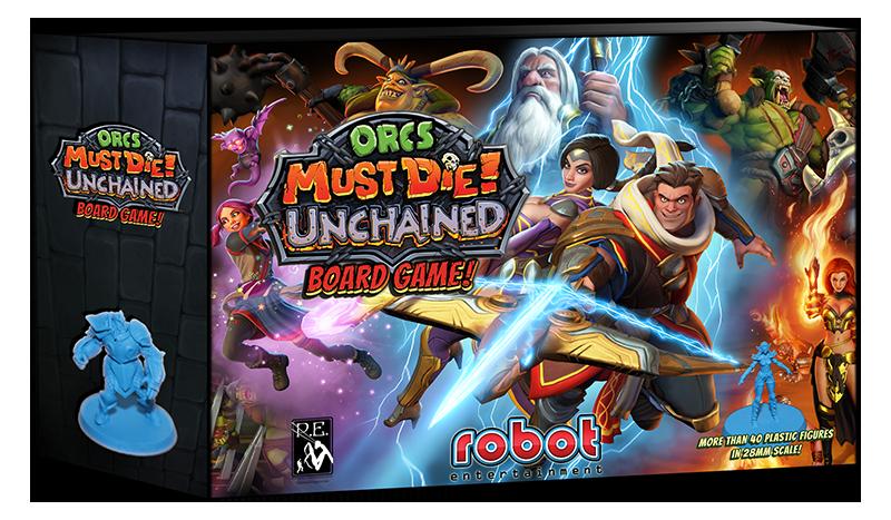 Orcs Must Die: The Board Game!