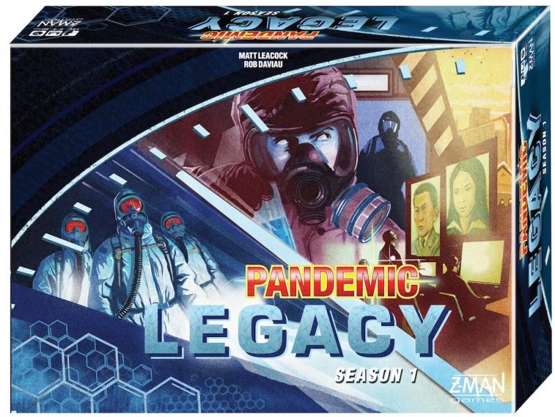 Pandemic Legacy Blue