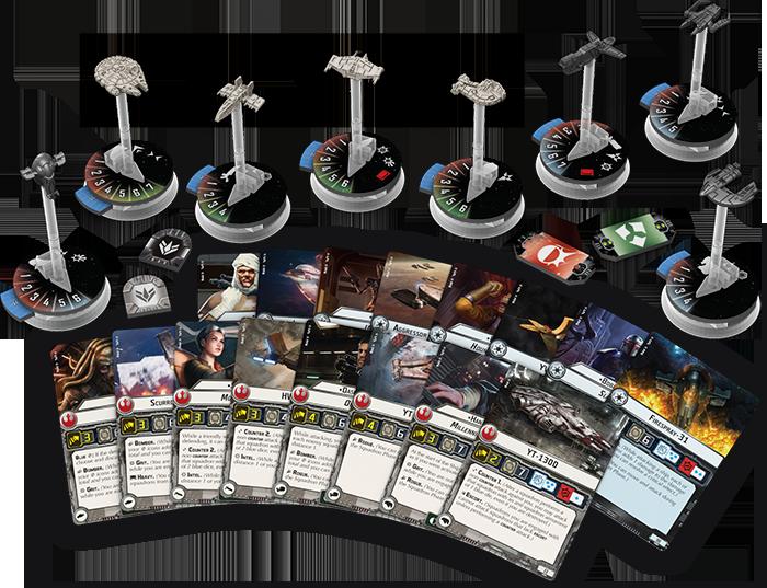 Star Wars Armada Wave II: Rogues and Villains