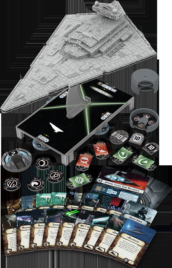 Star Wars Armada Wave II: Imperial-Class Star Destroyer