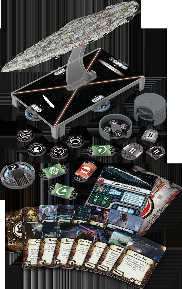 Star Wars Armada Wave II: Home One