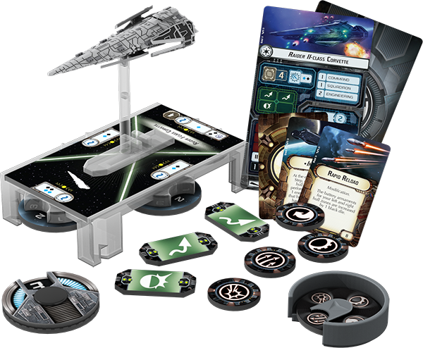 Star Wars Armada Wave II: Imperial Raider