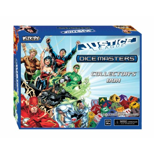 Click to see the complete card list for DC Comics Dice Masters.