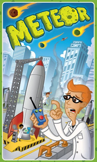 Meteor by Mayday Games