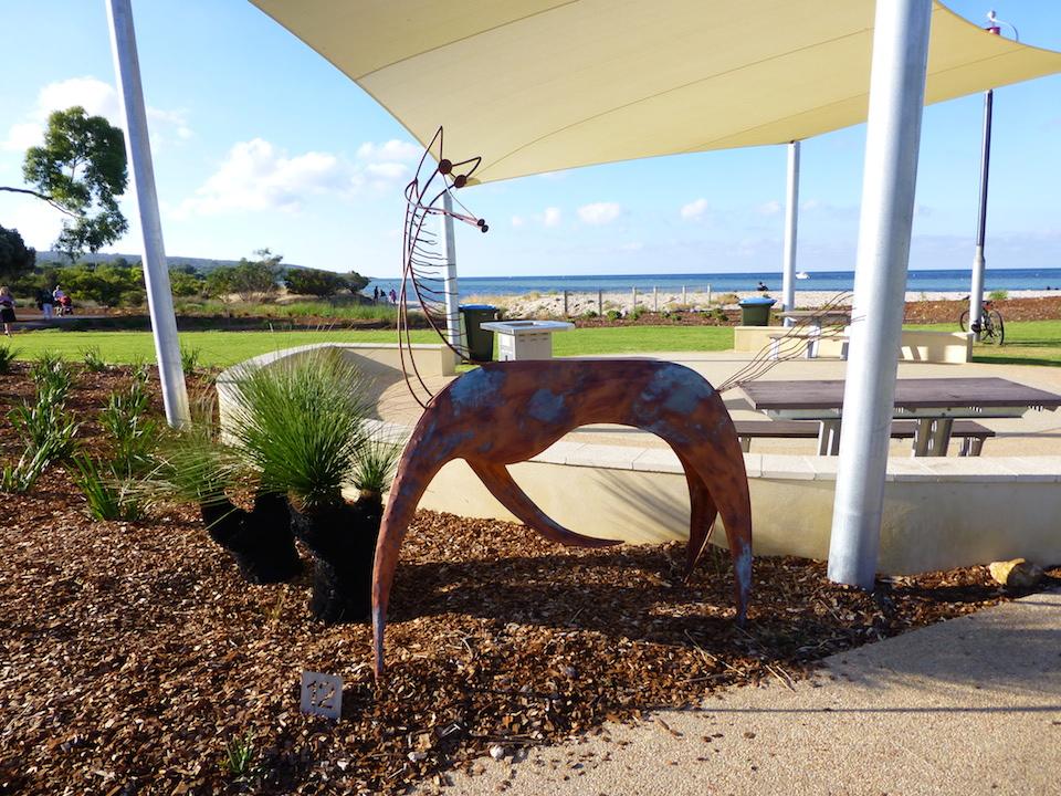 Matilda - Sculpture by the Bay, Dunsborough