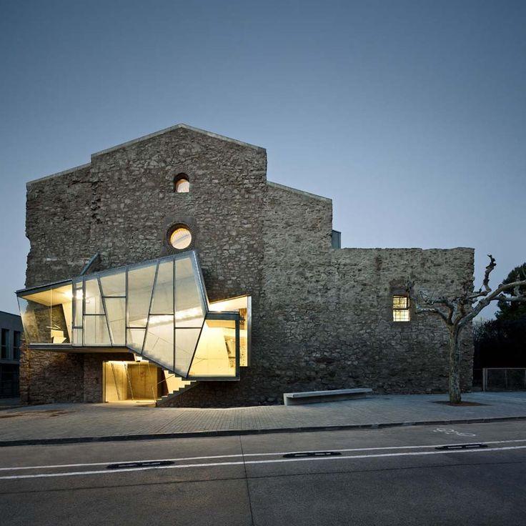 Convent de Sant Francesc | David Closes |  Photo  Credit: Jordi Surroca