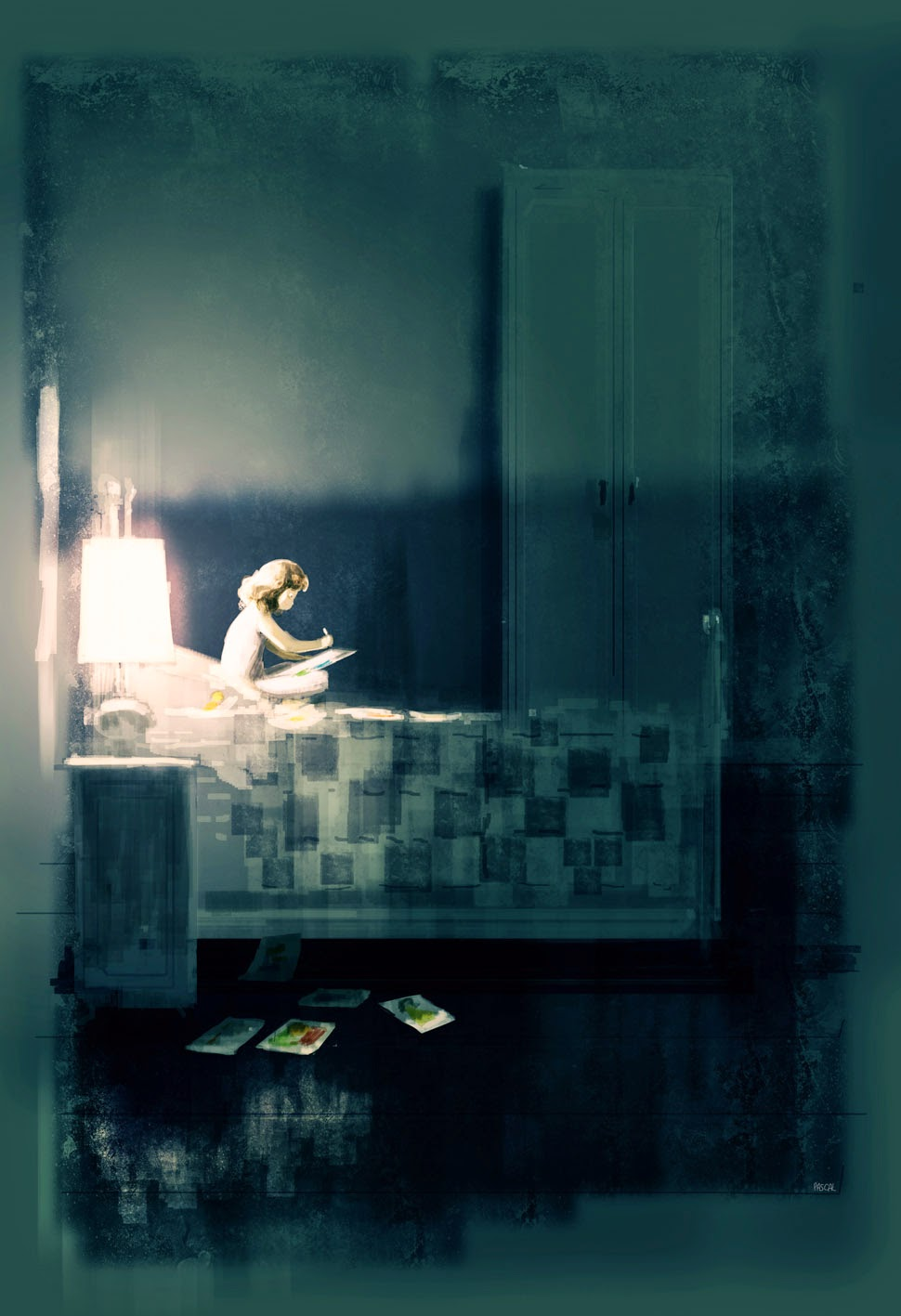 The Artist | Pascal Campion