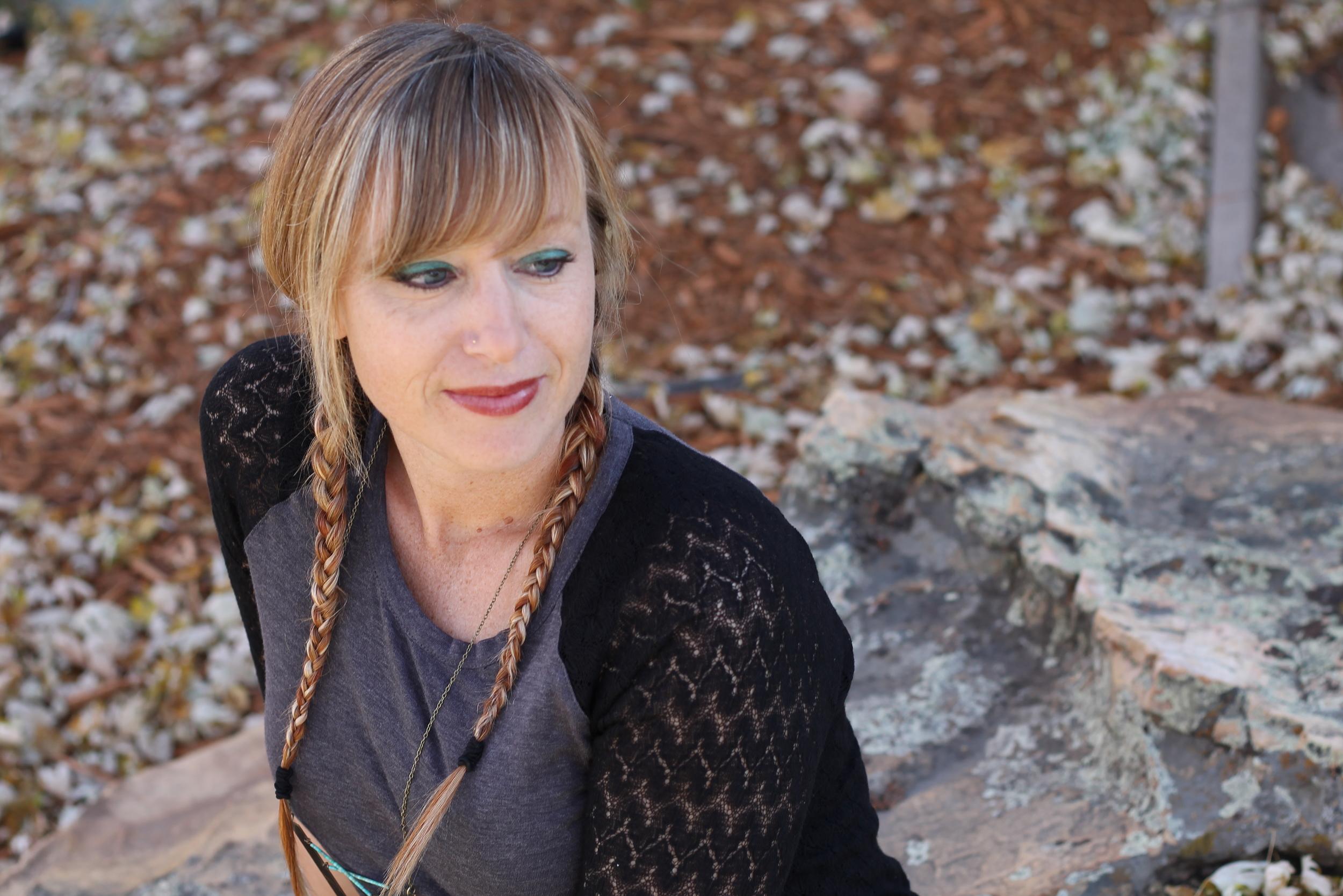 Jessica Robin Thomas, Owner & Designer of  Crow Jane Jewelry