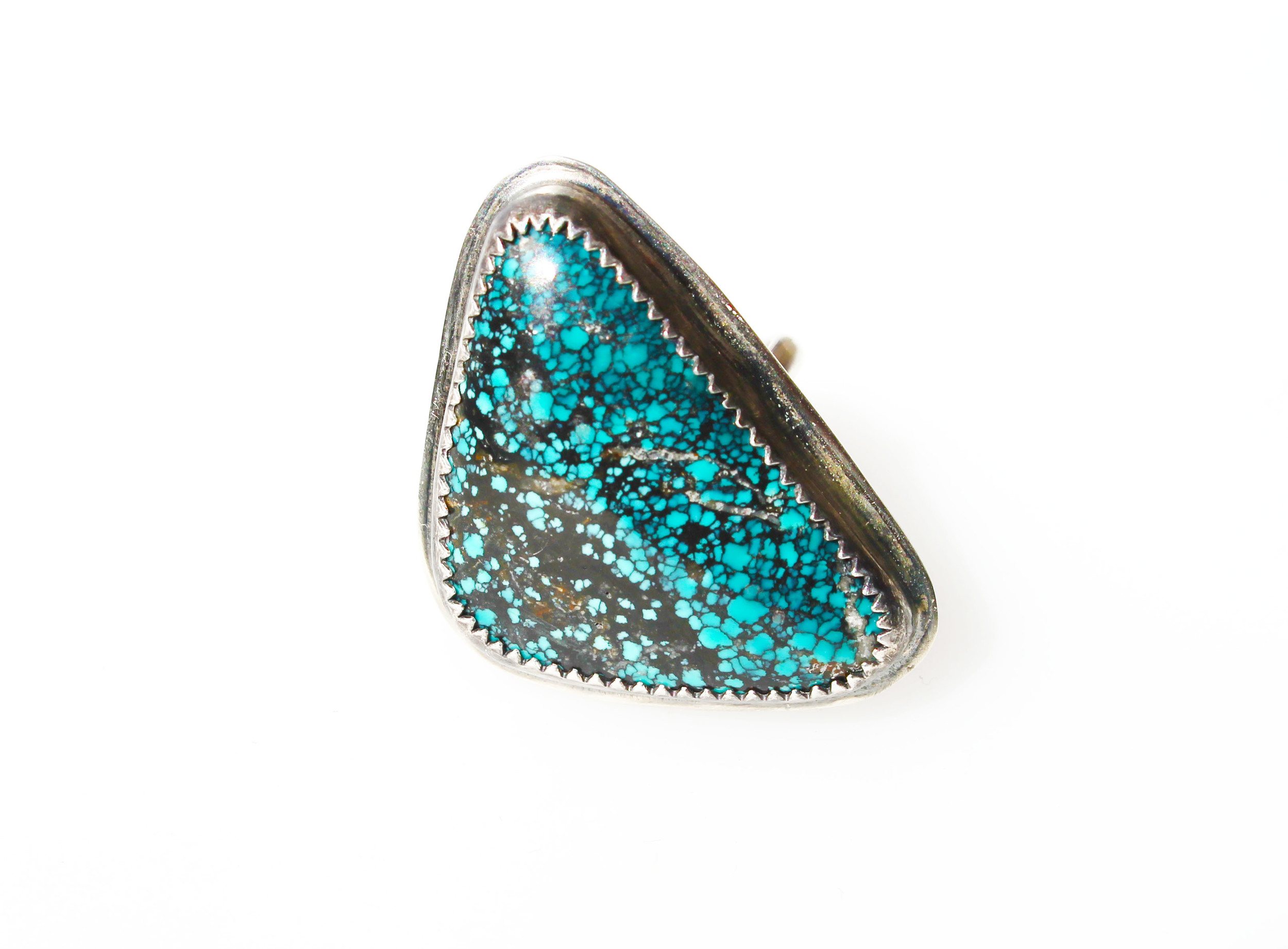 starry night turquoise rings | Crow Jane Jewelry