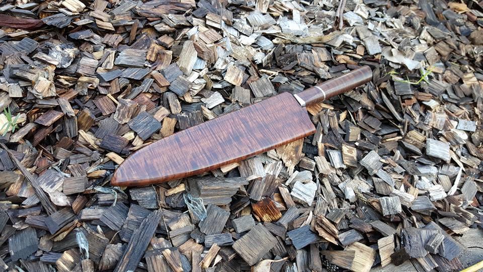 Chaddlington Greymayne  AUSTRALIAN Knifemaker