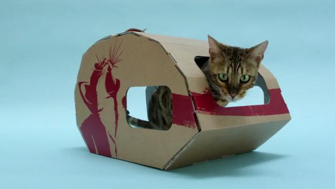 cat caravan make them roar
