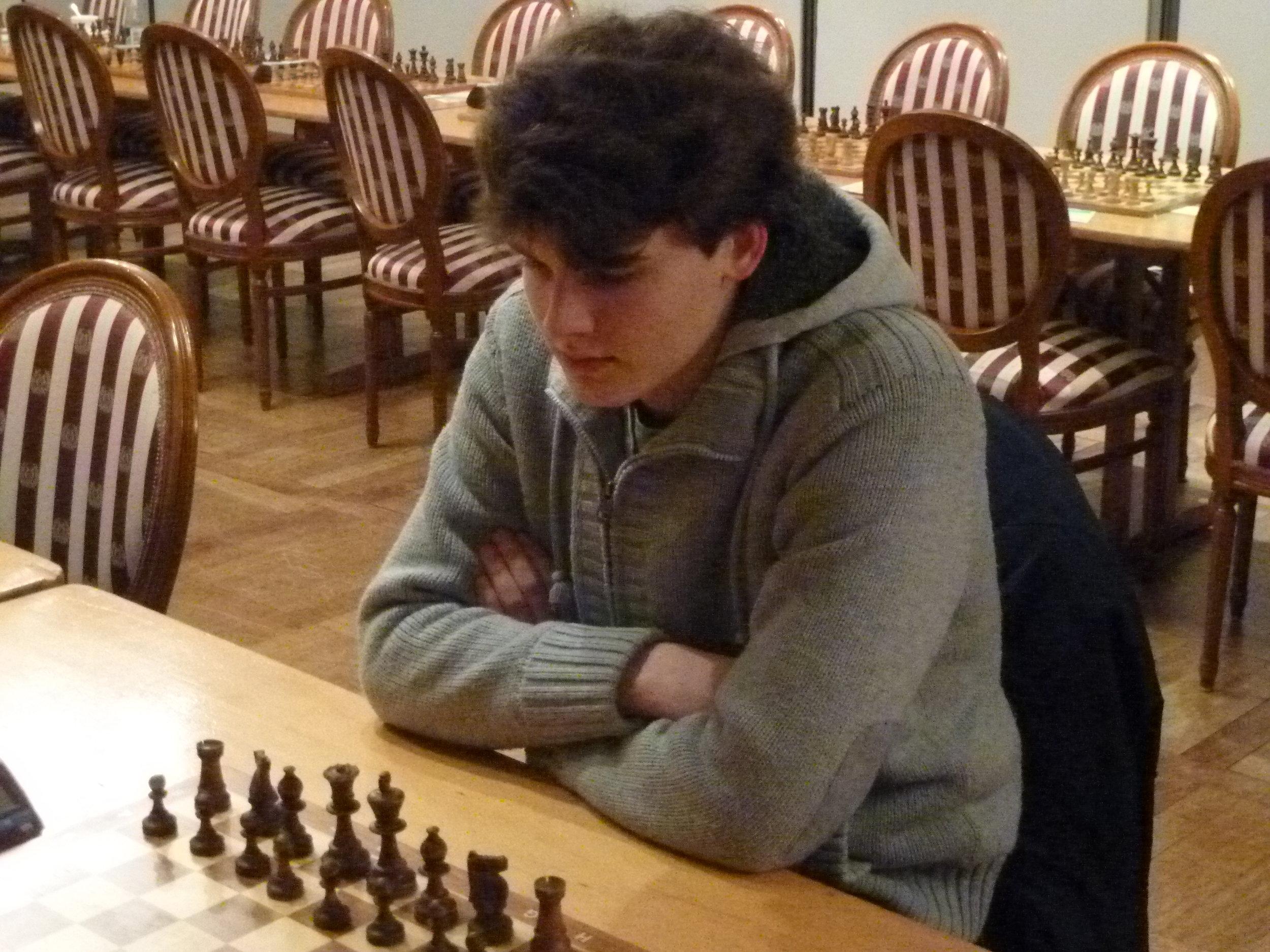 Turniersieger Martin Schweighoffer