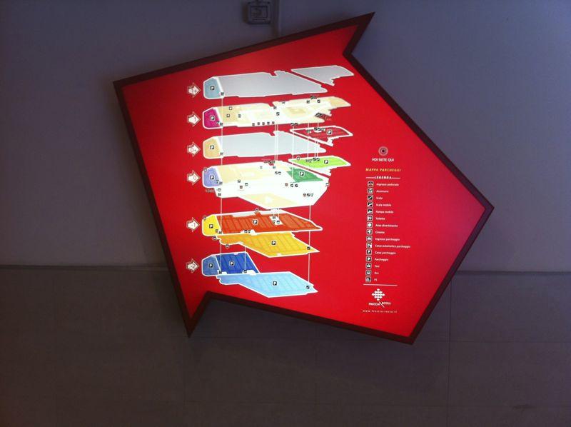 Plexiglass Retroilluminato & Stampato