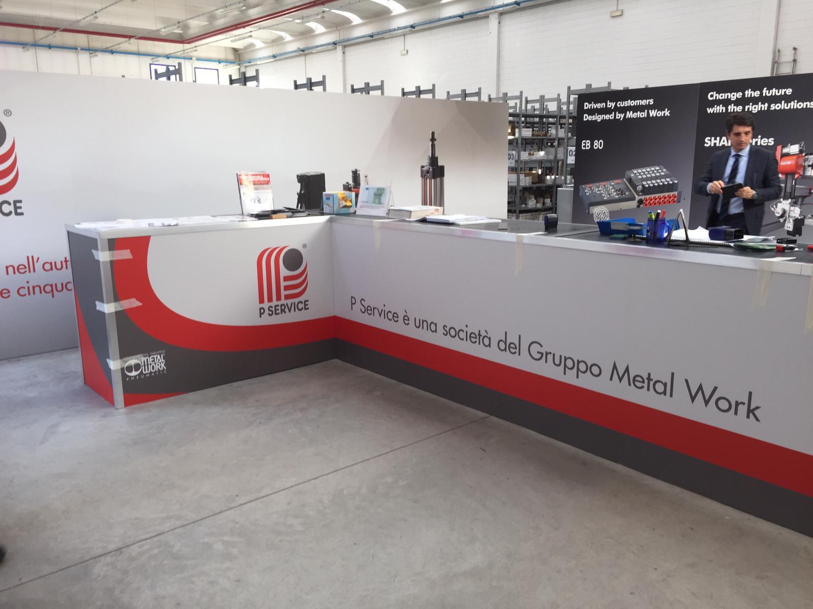 Rinnovo locale Metalwork Arcore Milano