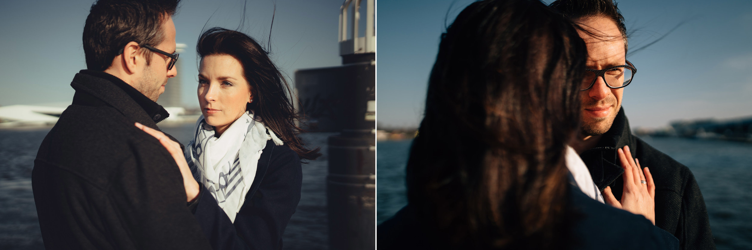 portraits from an amsterdam loveshoot