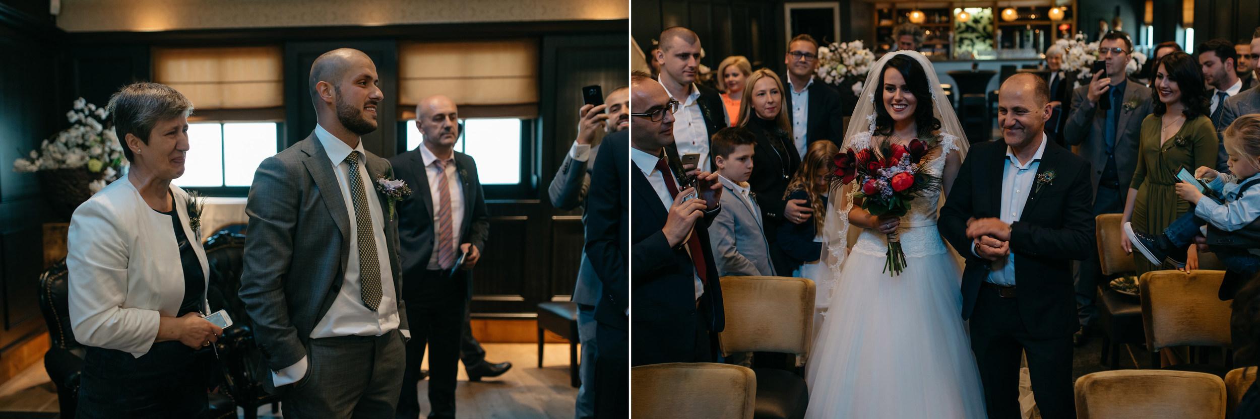 huwelijk ceremony bruiloft fotografie amsterdam