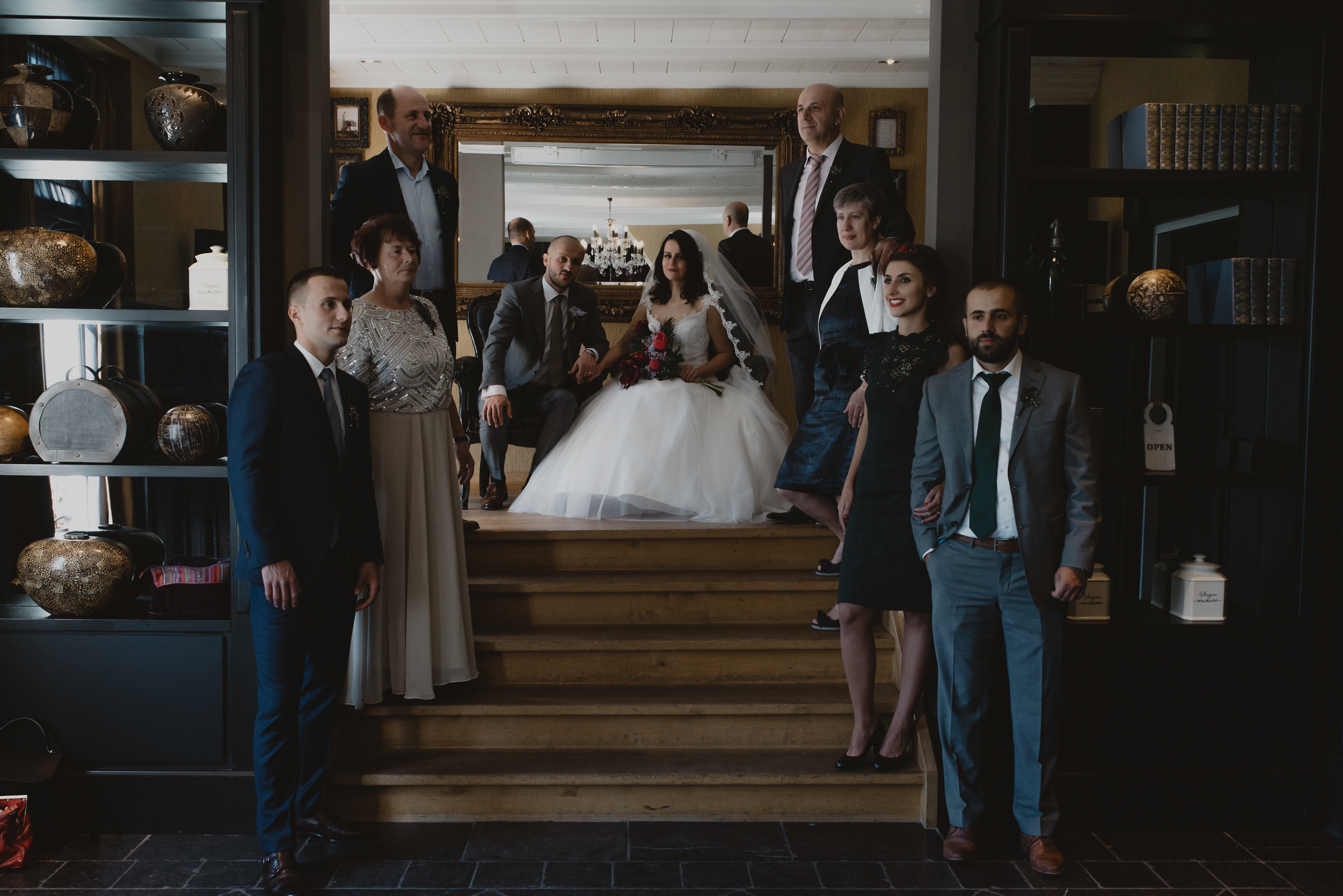 familie foto bruidsfotograaf mark hadden amsterdam
