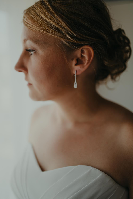 bruidsportret door bruidsfotograaf mark hadden amsterdam