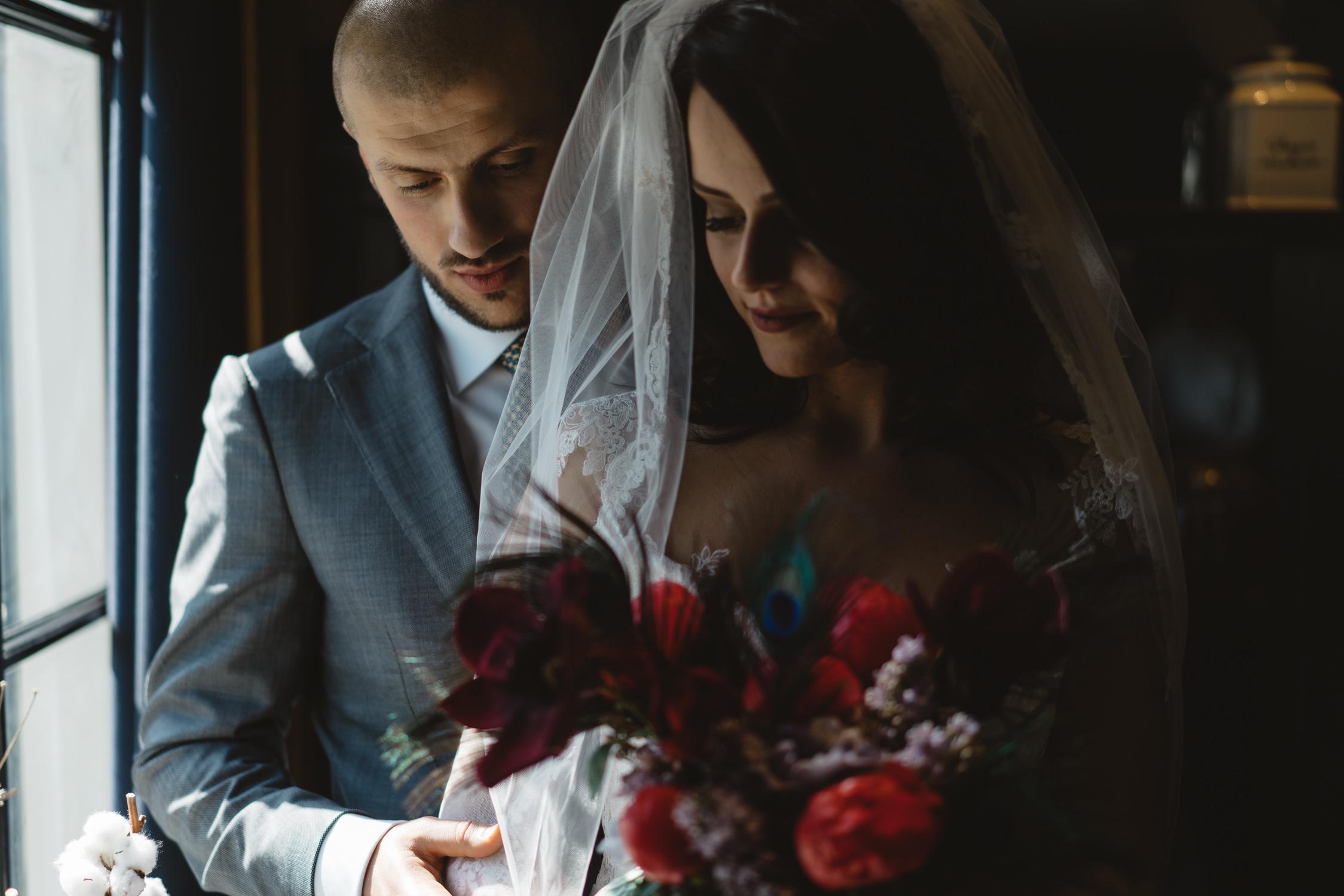 bruidfotografie amsterdam bruid en gom in utrecht