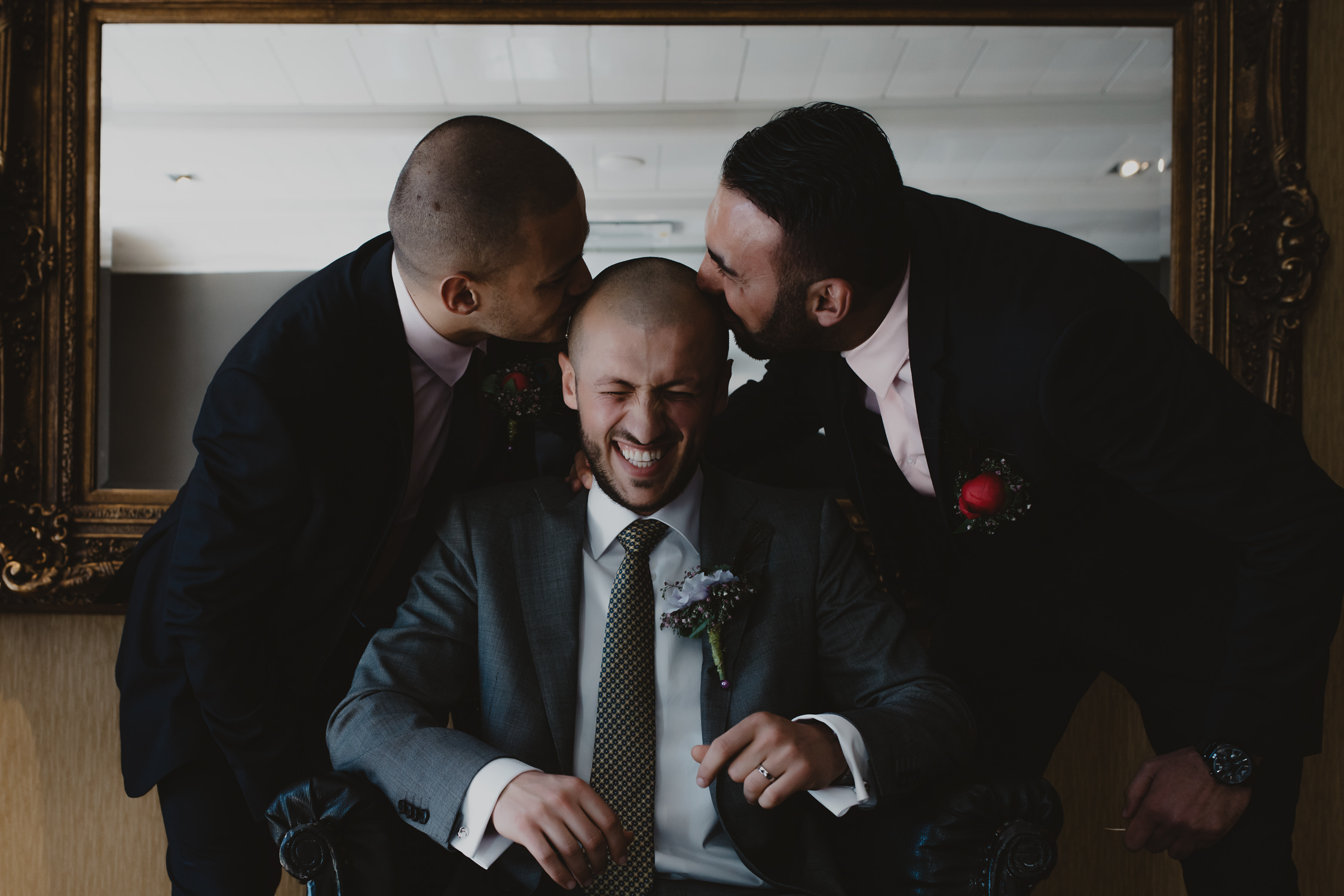 bruiloft fotograaf amsterdam mark hadden