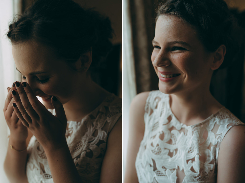 wedding photography aberdeen bridesmaids