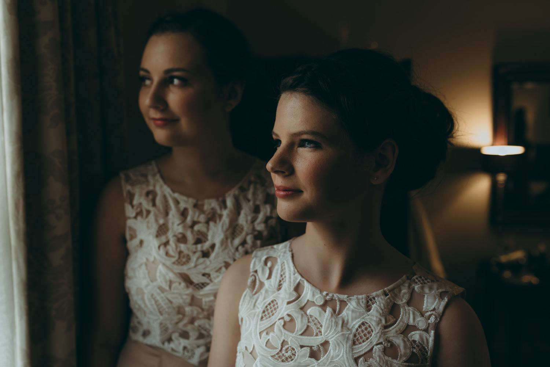 bruidsfotografie amsterdam aberdeen bridesmaids portraits