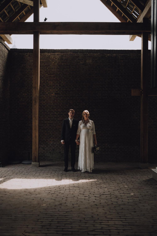 Bruidsfotografie Amsterdam - Portret