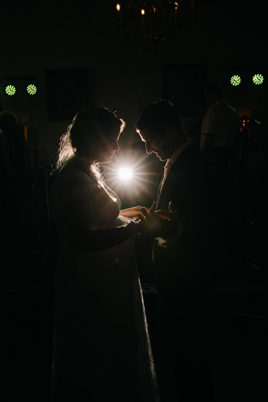 Bruidsfotografie Amsterdam - Eerste dans
