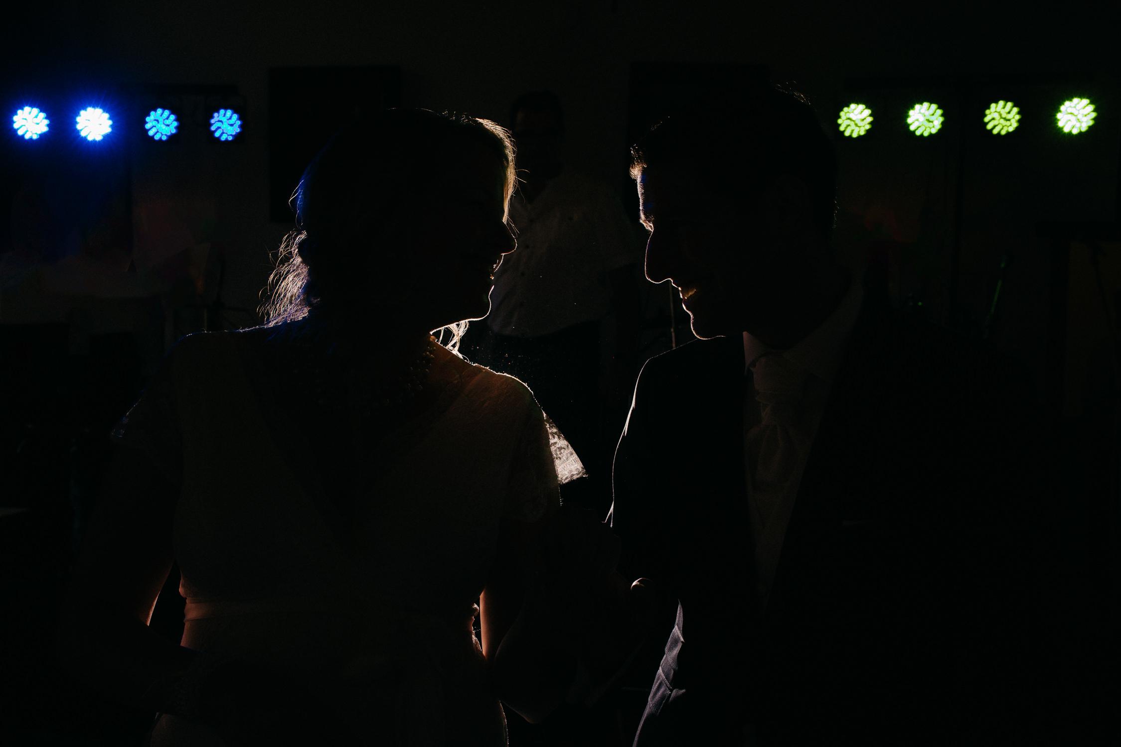 Bruidsfotografie Amsterdam eerste dans
