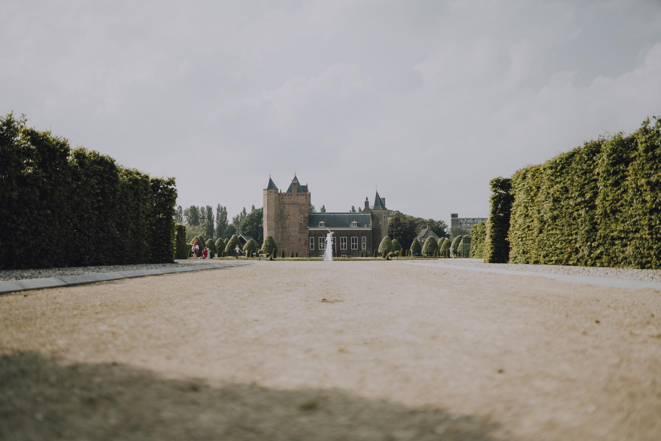 Bruidsfotografie Amsterdam Slot Assumburg