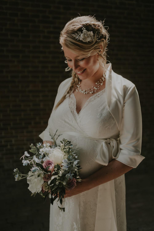 bruidsfotograaf amsterdam bruidsportret