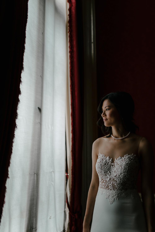wedding photography amsterdam bridal portrait