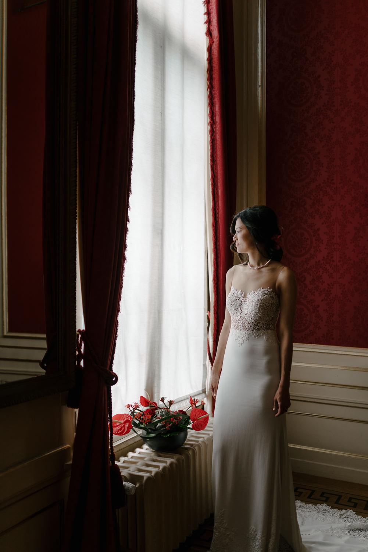 bruidsfotografie amsterdam bruidsportret