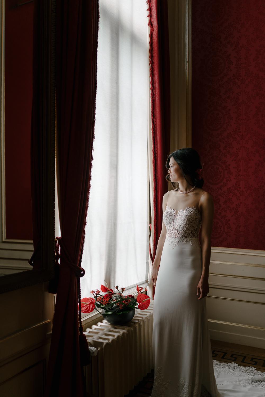 amsterdam wedding photographer mark hadden bridal portrait
