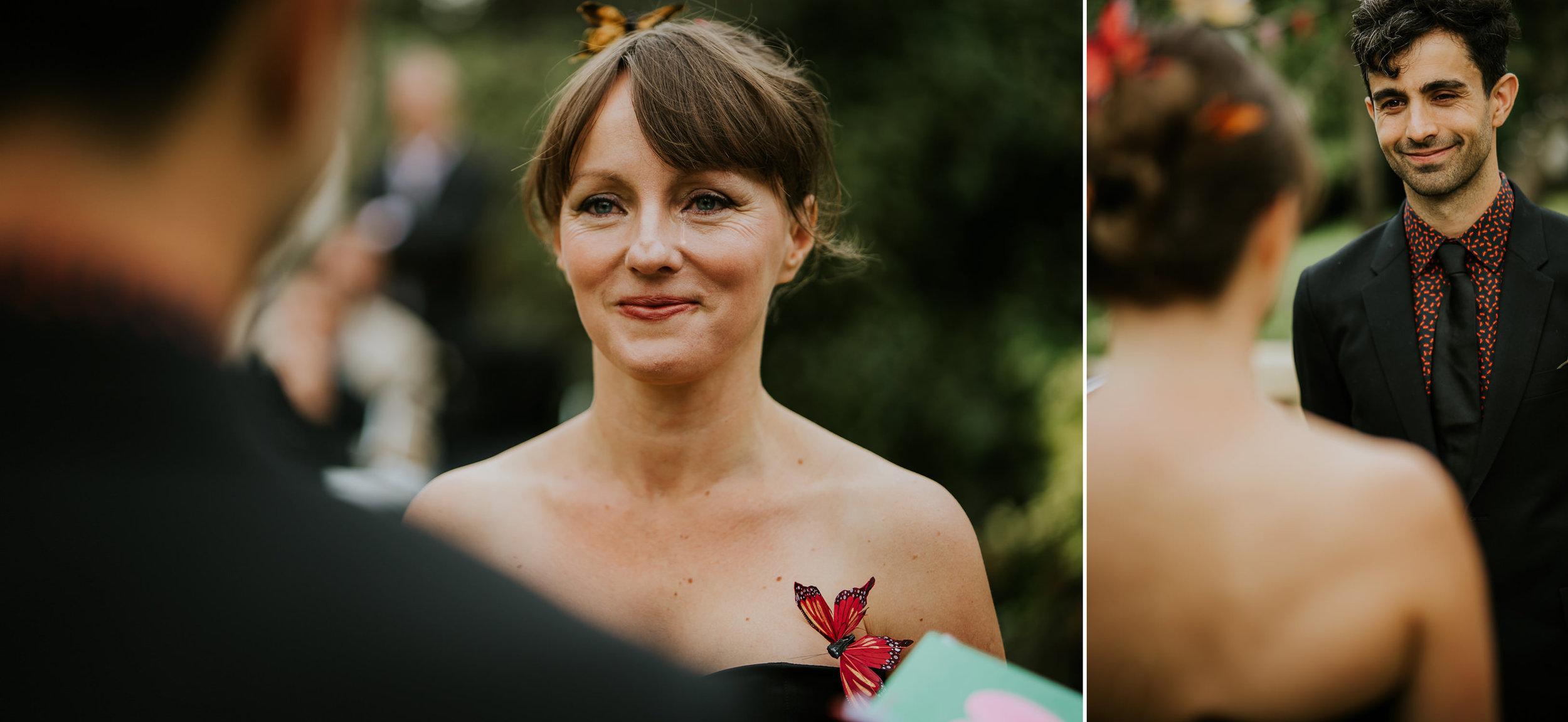 bruidsfotografie amsterdam  prachtige bruid