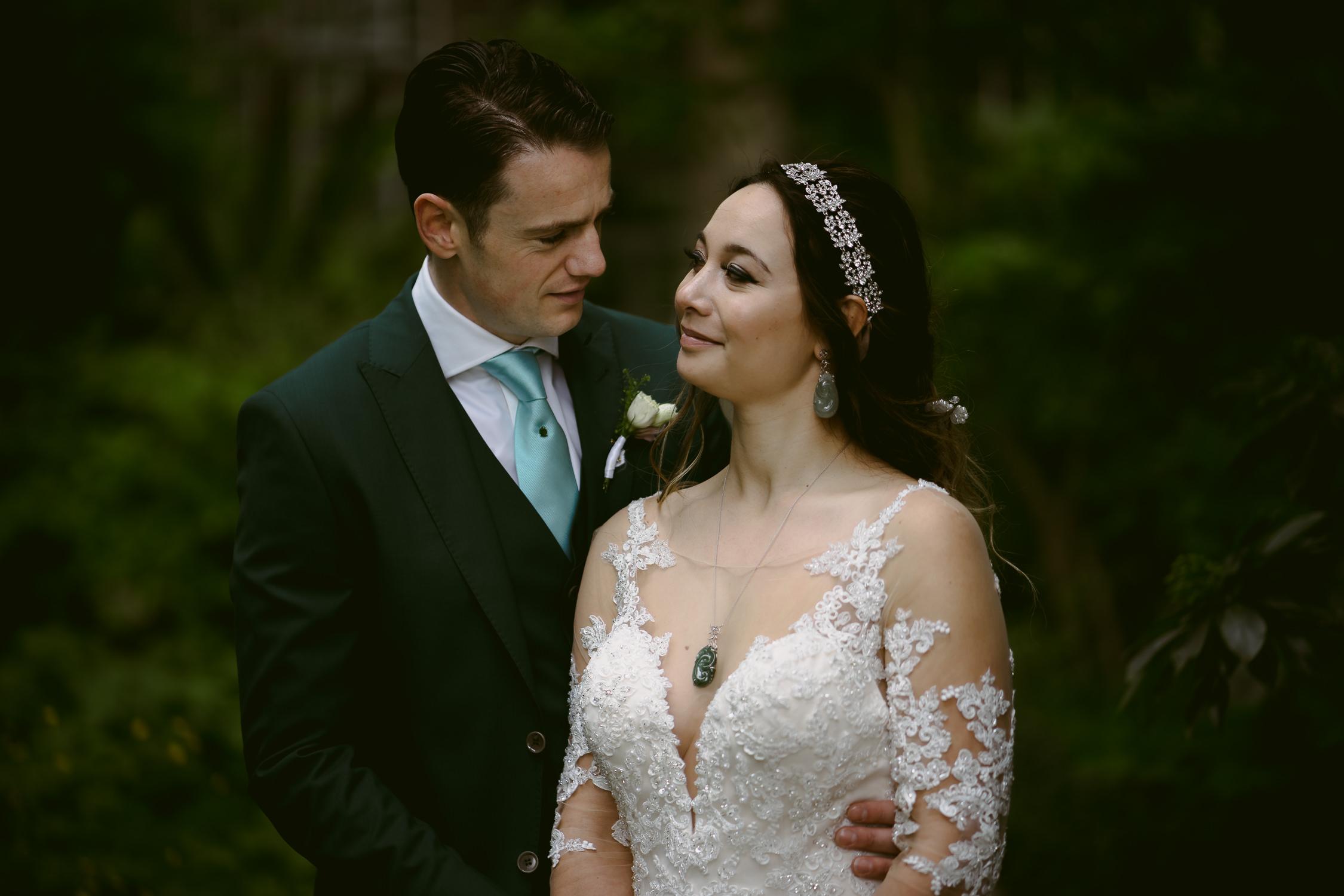 bruidsfotografie amsterdam romantisch
