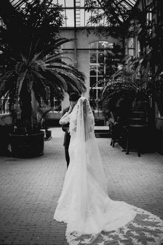 amsterdam wedding at the hortus photographer mark hadden