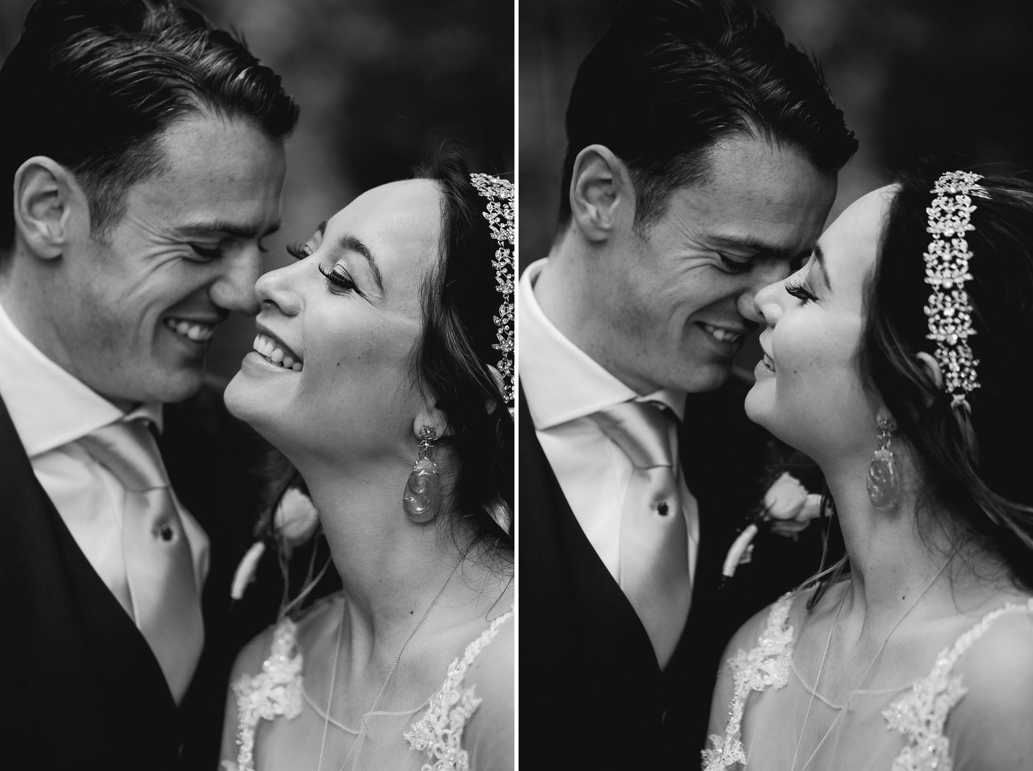 amsterdam wedding photographer mark hadden couple hortus botanicus