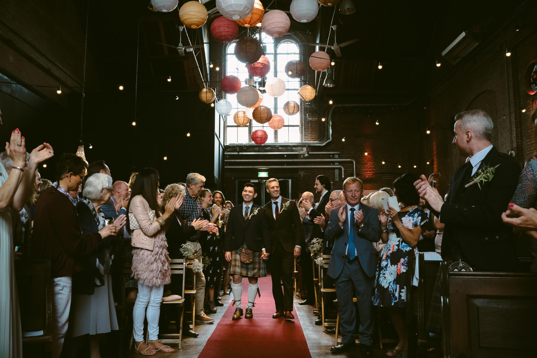 bruidsfotograaf amsterdam ceremonie westergasfabriek