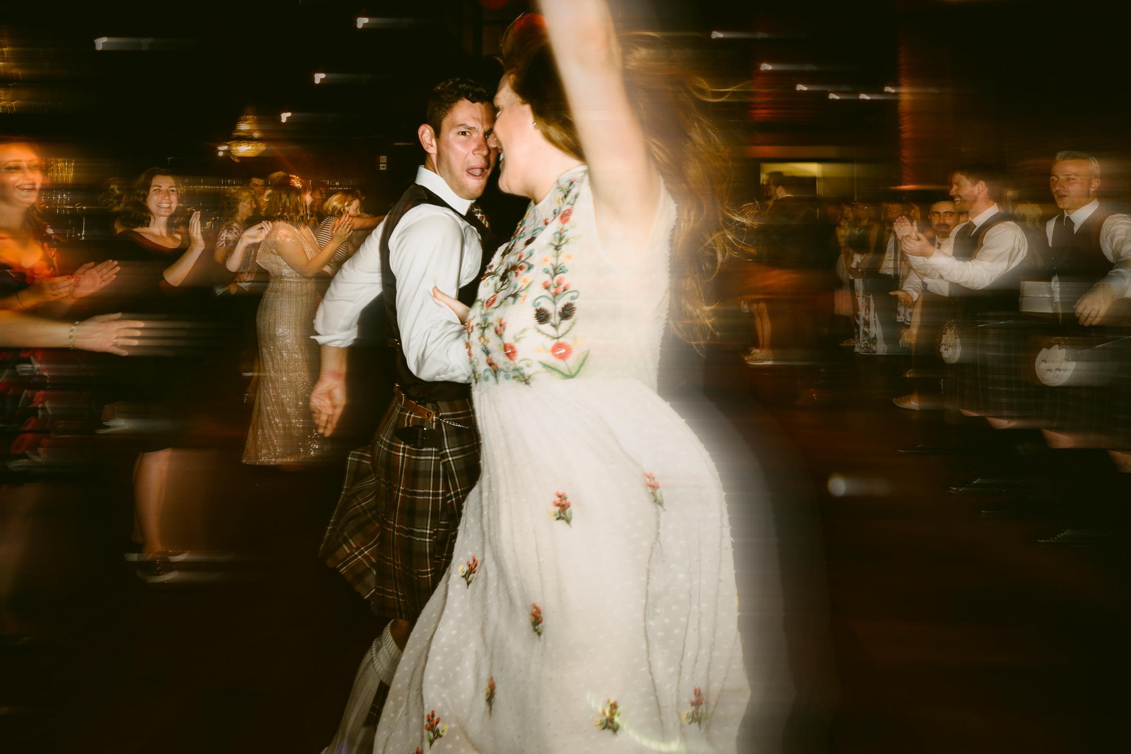 wedding party at Westergasfabriek amsterdam by mark hadden bruidsfotograaf