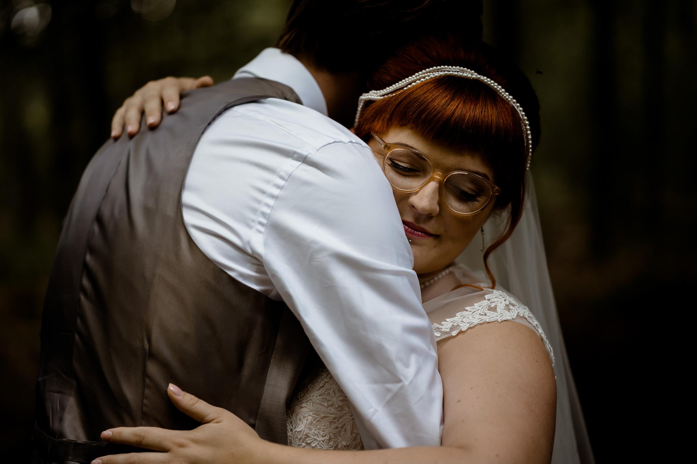 amsterdam wedding photographer romantic moody portrait
