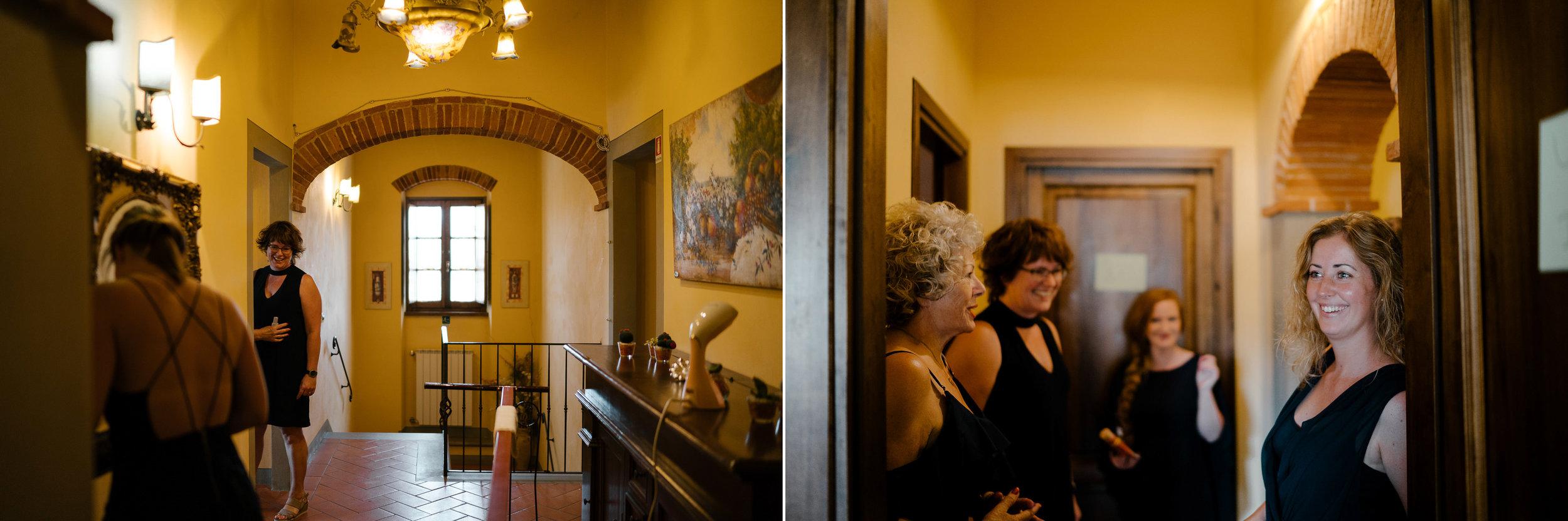 Destination wedding photographer mark hadden tuscany