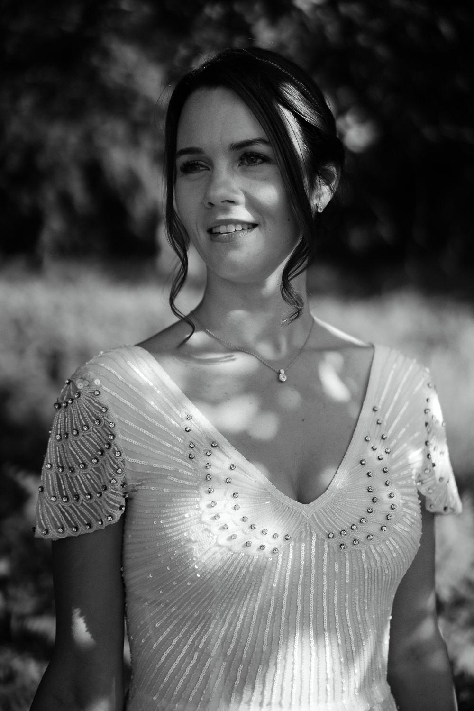 wedding photographer london bridal portrait richmond park