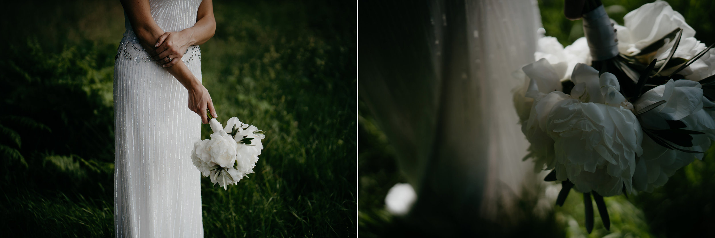 bruidsfotografie amsterdam bloemen fotos