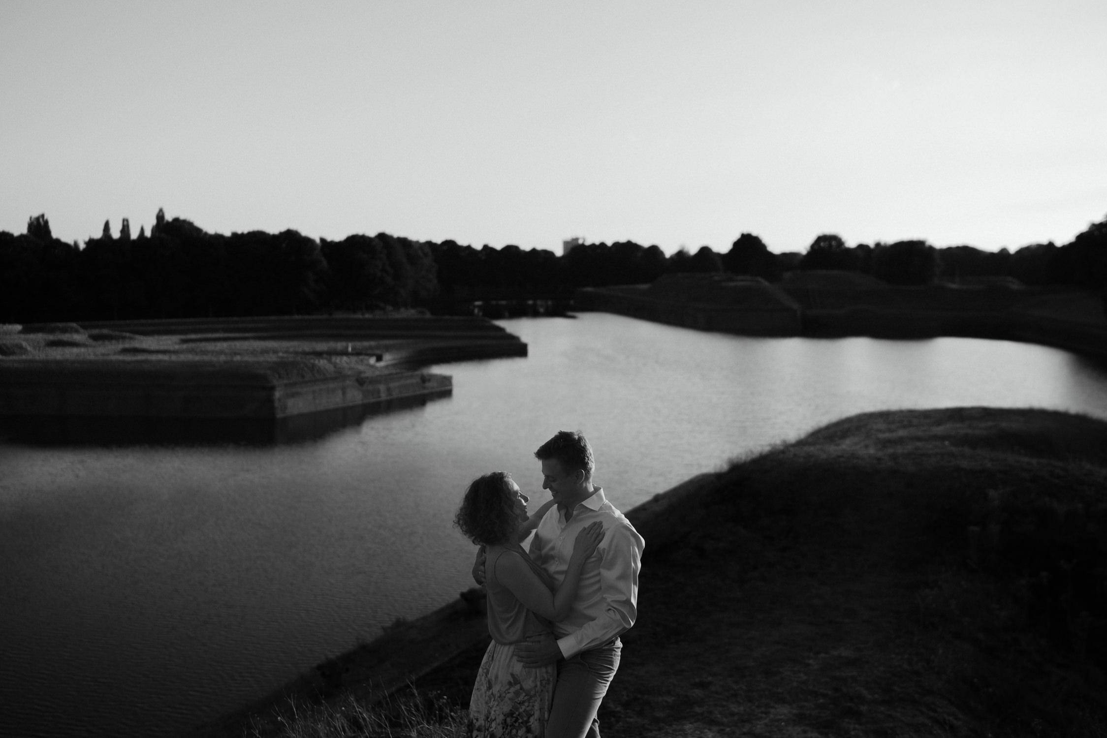trouwlocatie naarden prachtige bruidsfotografie amsterdam door mark hadden trouwfotograaf