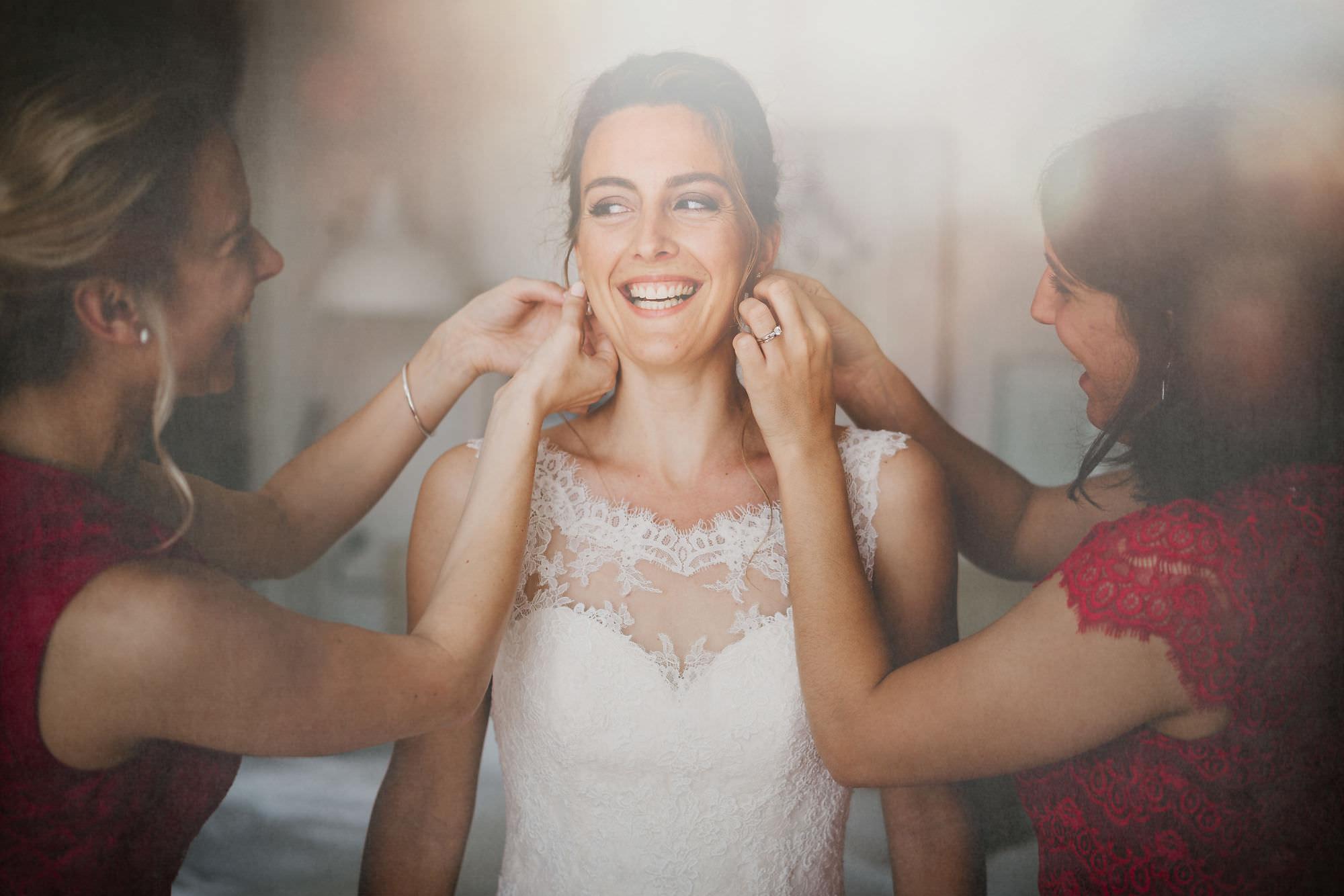 prachtige trouwfotografie amsterdam en utrecht bruid make up