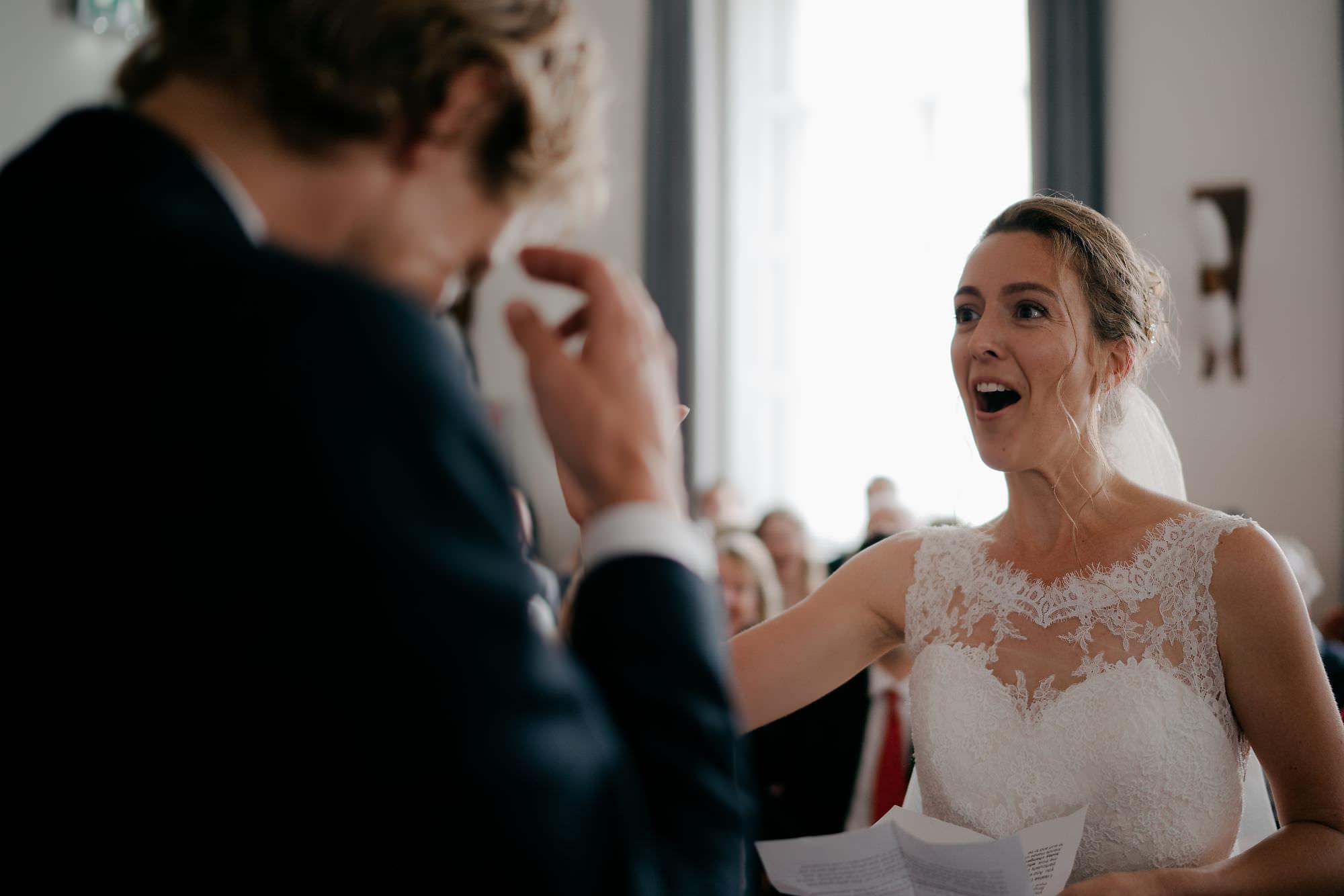bruidsfotografie utrecht huwelijk ceremonie gemente