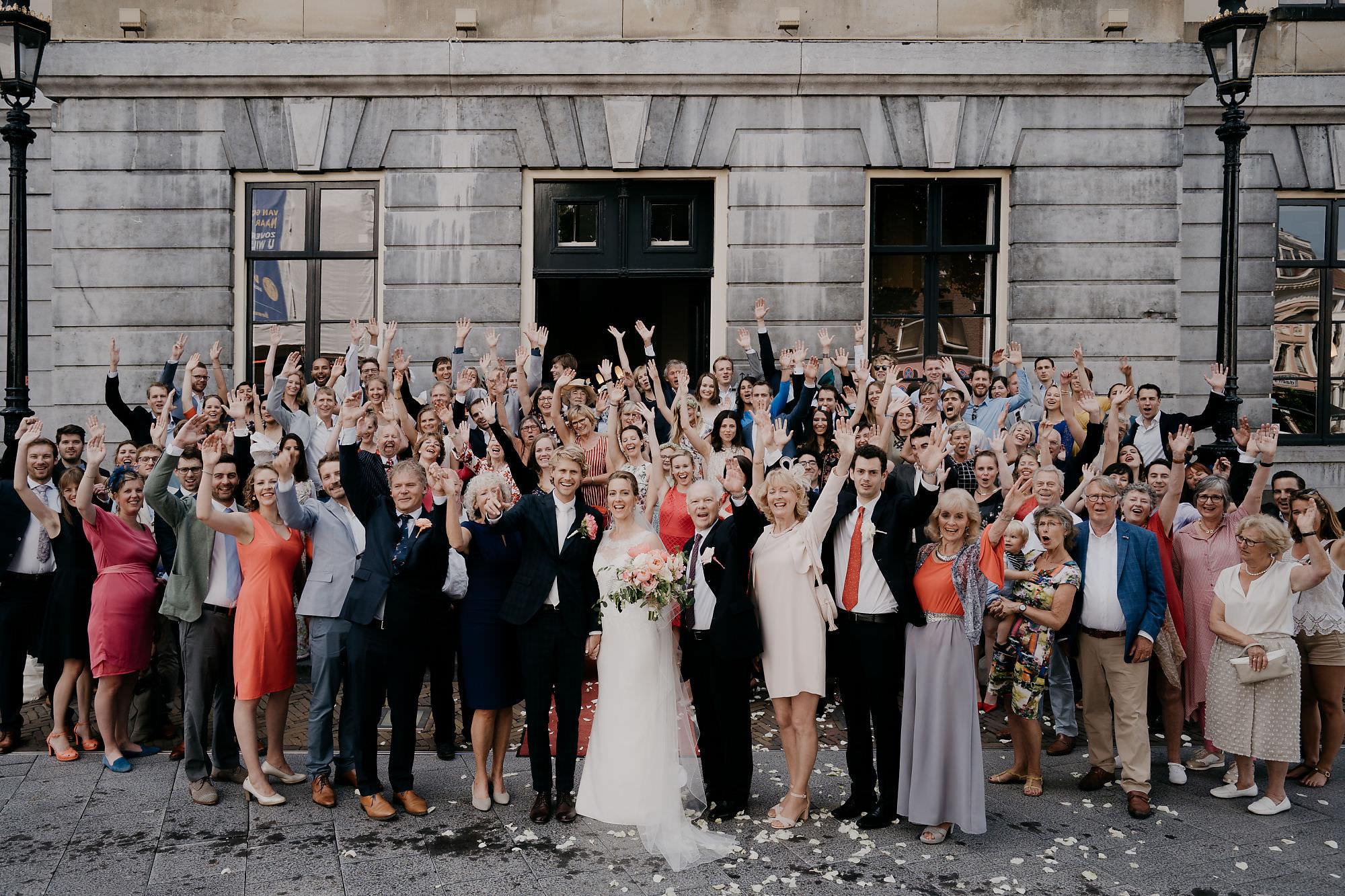 bruiloft damtoren utrecht fotografie rapportage fotograaf mark hadden