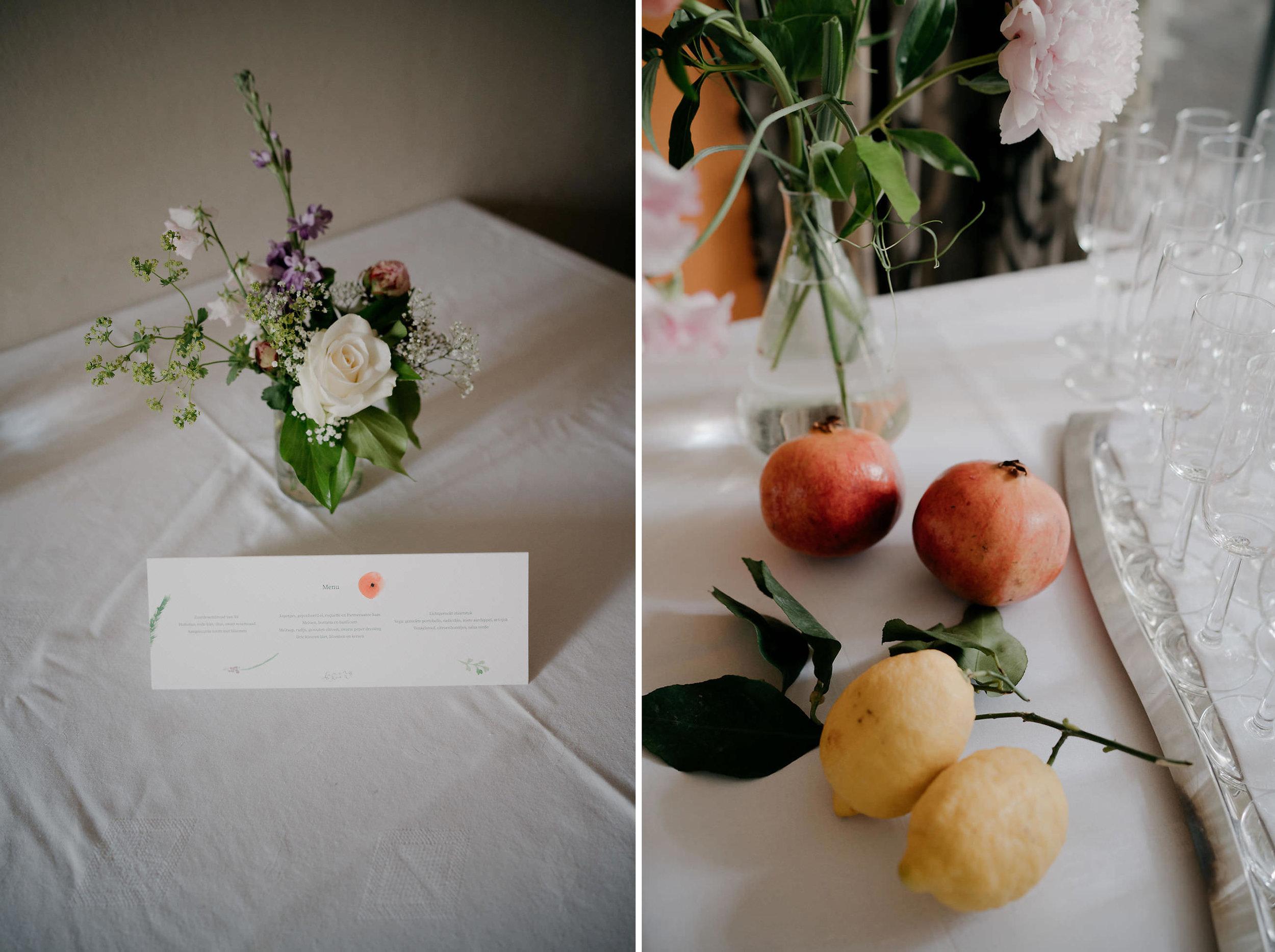 bruiloft fotografie details trouwerij utrecht